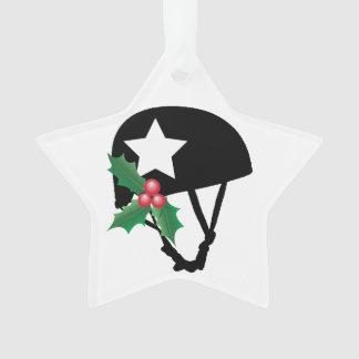Roller Derby Christmas, Roller Skating Ornament