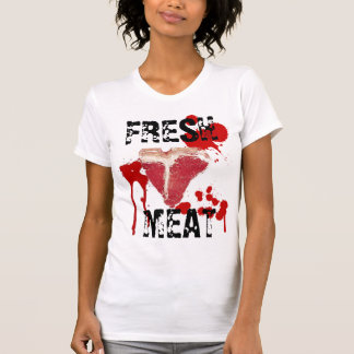 ROLLER DERBY FRESH MEAT T-Shirt