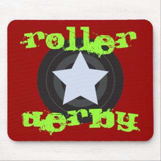 Roller Derby Jammer Mouse Mat
