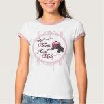 Roller Derby - Let Them Eat Skate T Shirt