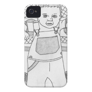 Roller Derby Mom iPhone 4 Cover