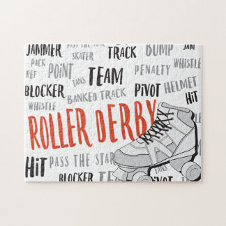 Roller Derby Puzzle