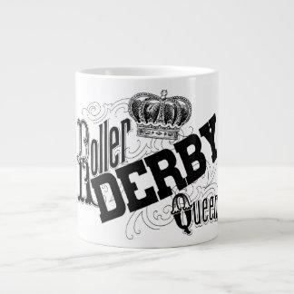 Roller Derby Queen Mug