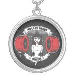 Roller Derby Queen *updated* Custom Necklace