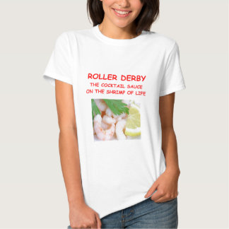 roller derby tee shirt