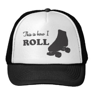 Roller Derby - This Is How I Roll Cap