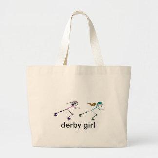 Roller Derby Jumbo Tote Bag