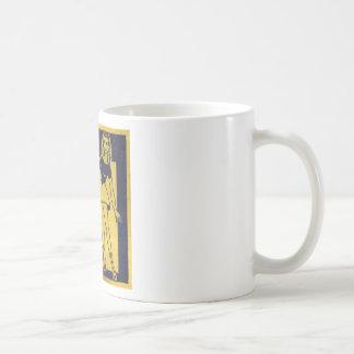 Roller Girl Basic White Mug