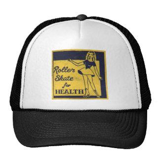 Roller Girl Mesh Hat