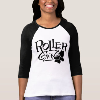 Roller Girl, Roller Derby T-Shirt