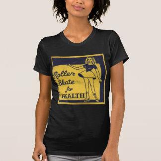 Roller Girl T-shirts