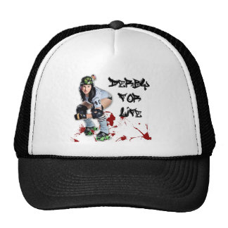 Roller Girls BREAK NECKS Cap