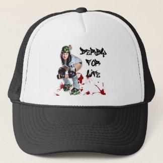 Roller Girls BREAK NECKS Trucker Hat