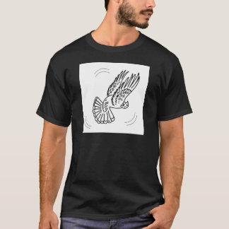 Roller Pigeon T-Shirt