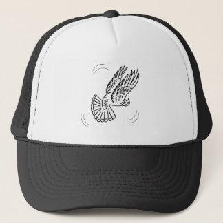 Roller Pigeon Trucker Hat
