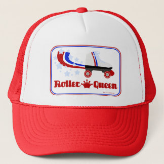 Roller Queen Trucker Hat