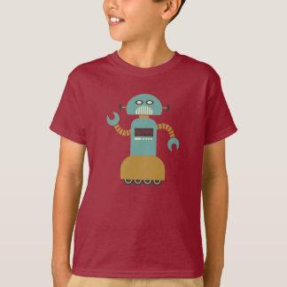 Roller Robot T-Shirt
