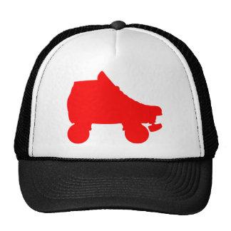roller skate trucker hat