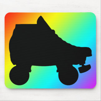roller skate mouse pad