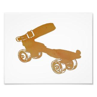 Roller Skate Photo Print