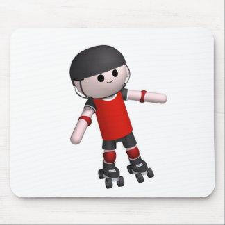 roller-skates mouse pads