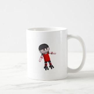 roller-skates coffee mugs