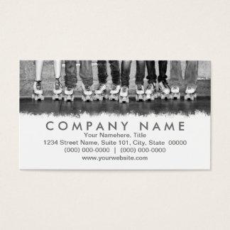 Roller Skating Business Cards