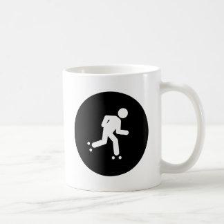 Roller Skating Coffee Mug