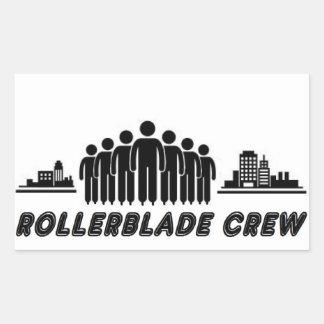ROLLERBLADE CREW STICKER
