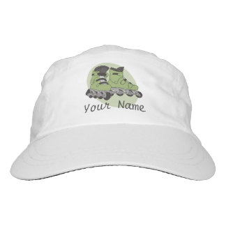Rollerblade Skates Personalized Name Hat