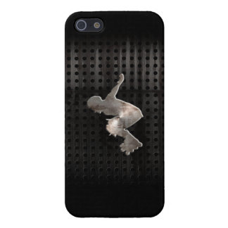 Rollerblading; Cool Black iPhone 5 Covers