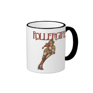 Rollergirl jammer mug