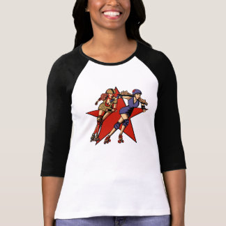 Rollergirl jammers T-Shirt