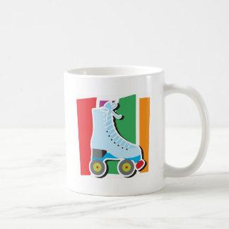Rollerskate Coffee Mug