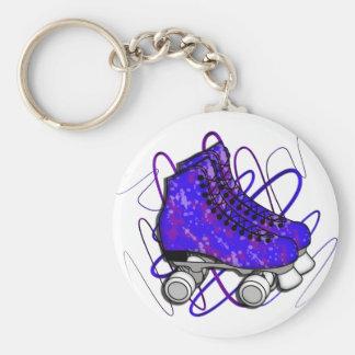 Rollerskates Keychain