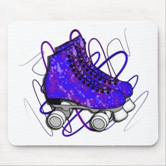 Rollerskates Mousepad