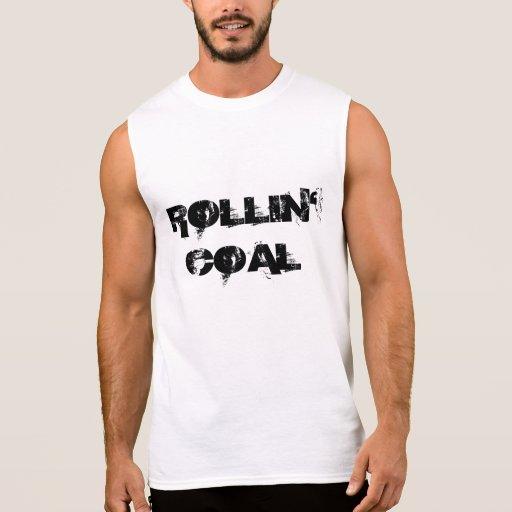 Rollin' Coal Sleeveless T-shirt