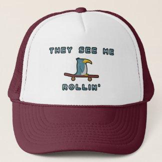 Rollin Penguin Hat