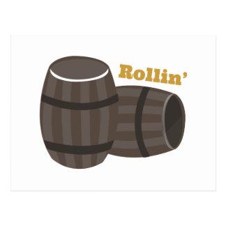 Rollin Postcard