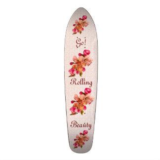 Rolling Beauty Skateboard