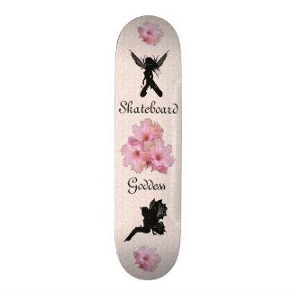 Rolling Goddess Skateboard