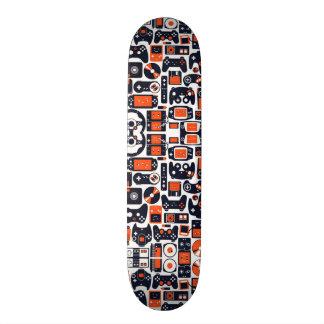 Rolling Hills Cali Gamer Custom Pro Trick Deck 21.6 Cm Skateboard Deck