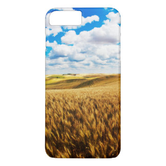 Rolling hills of ripe wheat iPhone 8 plus/7 plus case
