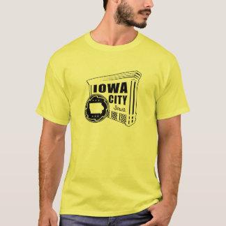 Rolling Iowa City Rock T-shirt