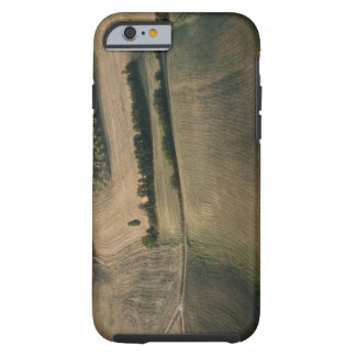 Rolling landscape, Pienza, Tuscany, Italy Tough iPhone 6 Case