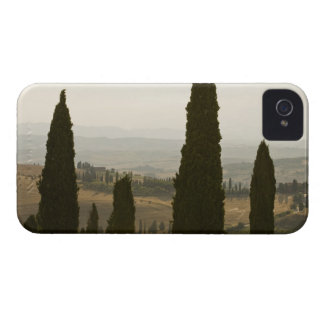 Rolling landscape, Tuscany, Italy 2 iPhone 4 Cover
