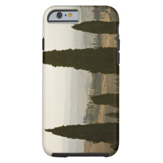 Rolling landscape, Tuscany, Italy 2 Tough iPhone 6 Case