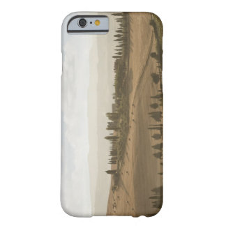 Rolling landscape, Tuscany, Italy Barely There iPhone 6 Case