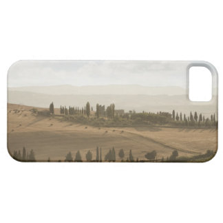 Rolling landscape, Tuscany, Italy iPhone 5 Cover
