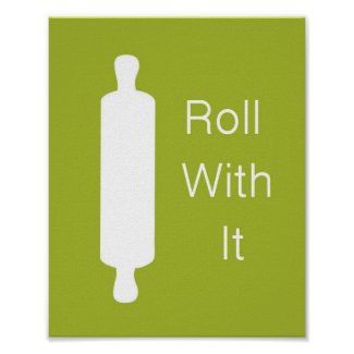 Rolling Pin Poster